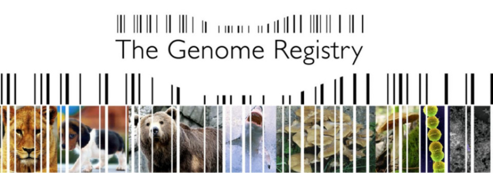 Logo The Genome Registry